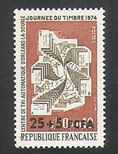 Reunion 1974 Stamp Day/Sorting Office/Post/Mail/Animation 1v (n34931)