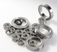 Hiro Seiko Yokomo Blue 3mm Aluminum Countersunk Washer 10 Pieces 69250