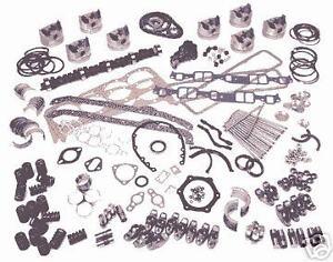 Studebaker 6 169 Master engine kit 1941 46 47 48 49 50 51 52 53 54 59 60 no pist