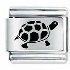 TORTOISE * Daisy Charm Fits Genuine Nomination Classic Italian Charm Bracelet
