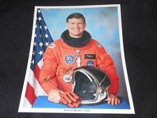 NASA Astronaut Michael Coats Official 8x10 Auto Pen Facimile Signed Photo JB10