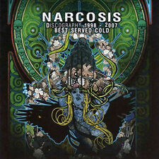 NARCOSIS-BEST SERVED COLD:DISCOGRAPHY 1998-2007-grindcore-nasum-lock up