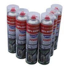 6x Presto Bremsenreiniger Power 600ml Spraydose Teilereiniger Spray Acetonfrei