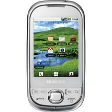 Samsung Galaxy Europa GT-I5500 White Unlocked QuadBand,2MP Camera,GSM Cell Phone