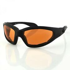 Gafas moto Bobster Gxr Amber - cinta Elástica Removible-2601-0006 Sunglasses
