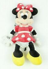 "New listing Disney Park Plush Minnie Mouse Authentic Original 10"" Stuffed Animal Toy"