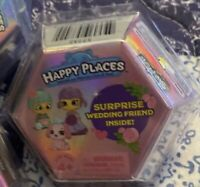 SHOPKINS HAPPY PLACES ROYAL TRENDS WEDDING FRIEND