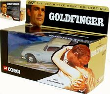 "James Bond 007 ""Goldfinger"" Sean Connery Aston Martin DB5"