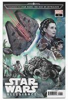 Star Wars Allegiance #1 2019 Unread Marco Checchetto Main Cover Marvel Comics