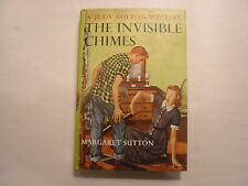 Judy Bolton #3 The Invisible Chimes, Margaret Sutton, Picture Cover