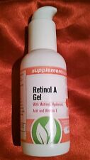 RETINOL-A  GEL - WITH HYALURONIC ACID & MATRIXYL & VITAMIN E Get Perfect Skin