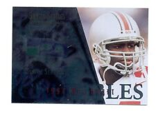1997 CE Masters SHAWN SPRINGS Seattle Seahawks Crucibles Rookie Insert Card