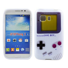 Hülle f Samsung Galaxy Young 2 Schutzhülle Tasche Case Cover Handy TPU Gameboy