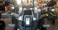 KIT ADESIVI IN GEL 3D PROTEZIONI PARAMANI MOTO compatibili SUZUKI V-STROM 1050