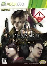 Used Xbox360 Biohazard: Revival Selection Japan Import