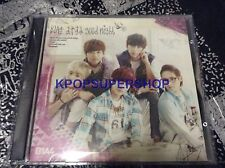 B1A4 Oyasumi Good Night Japanese Ver.CD DVD First Press Lim Great Cond. RARE OOP