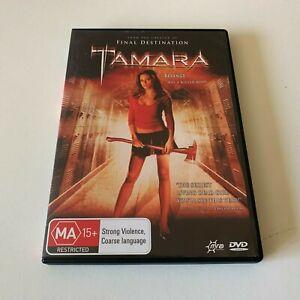 Tamara (DVD, 2005) Jenna Dewan Region 4 Free Postage