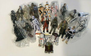"""Lot of 20 Star Wars 3.75"""" Action Figures new condition Lot #62"""