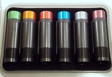 Set Of 6 Briley Black Oxide Spectrum Browning Invector+ Plus Choke Tubes Case