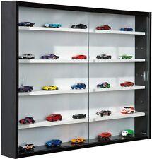 Display Cabinet Unit Modern Rack Gl Vitrine Wood Shelf Wall Storage Show Case