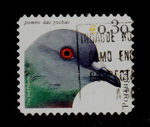 PORTUGAL SCOTT# 2535 USED BIRD TOPICAL