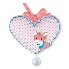 Sterntaler Spieluhr Herz Pferd Peggy 16 cm mehrfarbig Babyspieluhr Plüschtier