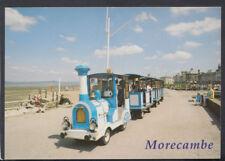 Lancashire Postcard - Miniature Train, Morecambe    RR5049