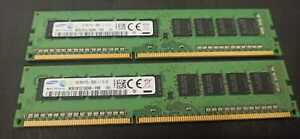 2x8GB 16GB DDR3 12800E PC3L ECC RAM UDIMM 1600 MHz DELL Workstation und etc.