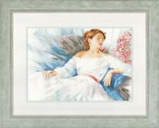 Lanarte Cross Stitch Kit - Rhapsody in Blue - RRP £59.53