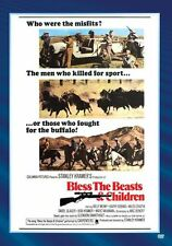 BLESS THE BEASTS & THE CHILDREN Region Free DVD - Sealed