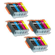 20 PK Printer Ink Set + CHIP fits Canon 250XL 251XL MG5420 MG5422 MG5522 MG6420