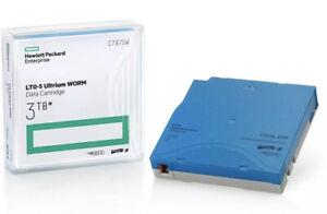 Hewlett Packard Enterprise C7975W Hp Lto Ultrium-5 7A 1.5Tb/3Tb Worm Taa