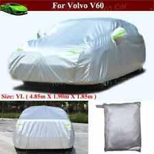 Full Car Cover Waterproof/Dustproof Full Car Cover for Volvo V60 2011-2021