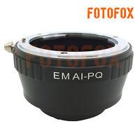 AI-PQ For Nikon F AI AIS Lens to Pentax Q Mount Lens Adapter PQ P/Q NIKON-PQ