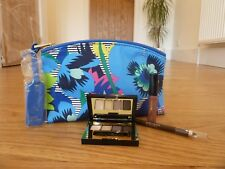 Estee Lauder Gift Se Bag,Pure Envy Eyeshadow Palette,Gloss,Eye Pencil Coffee