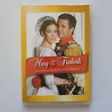 Region 0 R0 DVD | Mary & Frederik The Danish Royal Wedding