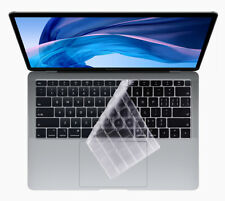 Ultra Thin Transparent TPU Keyboard Cover Protector for MacBook Air 13 inch 2020