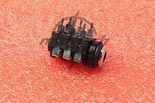 "2PCS 1/4"" 6.35mm Long Legs Stereo PCB PANEL MOUNT HEADPHONE JACK"