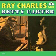 RAY CHARLES - RAY CHARLES & BETTY CARTER   VINYL LP NEW+