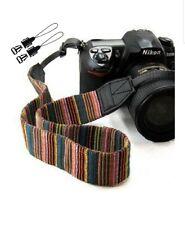 Eorefo Vintage Bohemia Camera Shoulder Neck Belt Strap for All DSLR Authentic