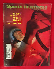 VINTAGE SPORTS ILLUSTRATED FEB 26TH 1968 KING OF THE ROAD CURTIS TURNER