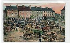 MARKET DAY, Donegal: Co Donegal Ireland (C25719)