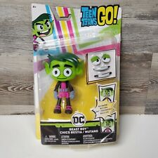 New listing Teen Titans Go! Face-Swappers 5 Inch Figure Beast Boy Open Box