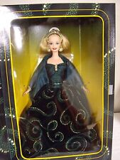 Barbie,1996  Emerald Enchantment, Third in Series, Society Style Collection