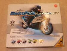 Motorcycle LED Light Kit - Street FX Electro Pods - partial kit, Red.