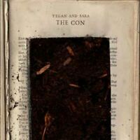TEGAN AND SARA the con (CD, album, 2007) folk rock, indie, very good condition,