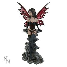 SCARLET EROTIC SUSPENDERS SEXY FAIRY NEMESIS NOW FIGUREINE MODEL RESIN BRAND NEW