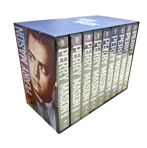 Perry Mason: The Complete Series Seasons 1-9 DVD NEW 72 - Discs Set, New sealed