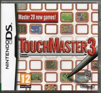 TOUCHMASTER 3 GAME DS ~ NEW / SEALED