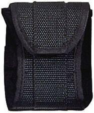 Black Police Handcuff Case - Standard/Link Cuffs - Tactical Nylon Hand Cuff Case